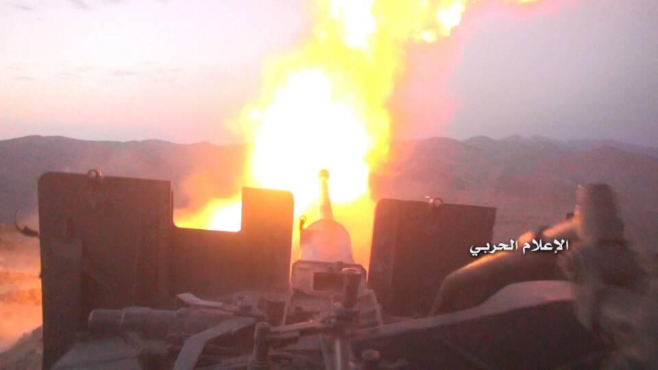 Photo of إسقاط طائرة مسيرة محملة بالقنابل بمحيط مطار دير الزور