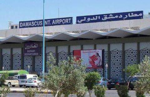 Photo of Premier Khamis inspects preparations at Damascus International Airport for Damascus International Fair