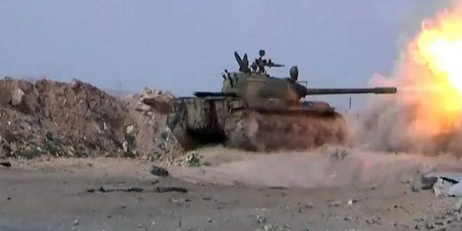 Photo of The Syrian Army establishes control over strategic hill in Hama