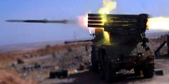 Photo of Syrian Army destroys ISIS positions and vehicles and kills many of the terrorists in Deir Ezzor