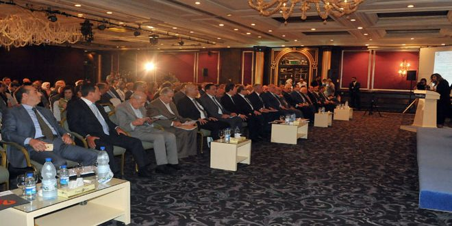 Photo of 1st Syrian Economic Dialogue Forum starts activities