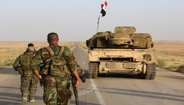 Photo of الجيش يقترب من الحدود الادارية للرقة