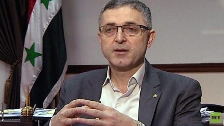 Photo of الوزير حيدر: الأجواء والظروف ناضجة لمصالحة شاملة في المنطقة الجنوبية بدمشق