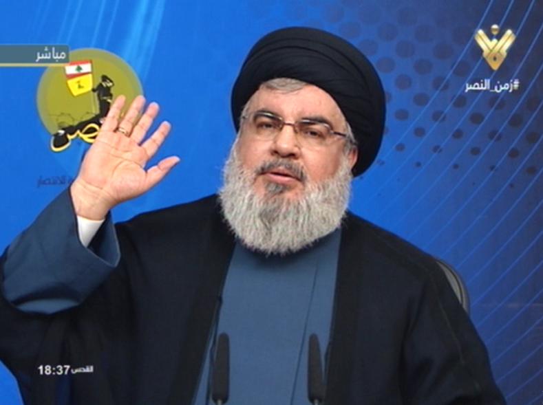 Photo of نصر الله بذكرى الانتصار: سننتصر بجرود عرسال