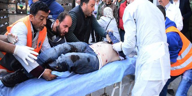 Photo of One person killed, three injured in a terrorist mortar attack in Deir Ezzor