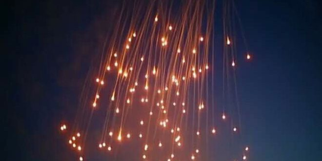 Photo of Russia calls on UN to discuss use of phosphorus bombs by US-led coalition in Syria