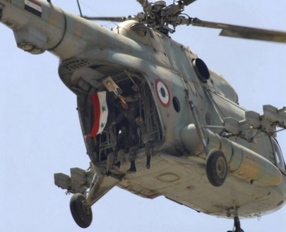 Photo of The Syrian Army is carrying out an air landing behind the lines of ISIS