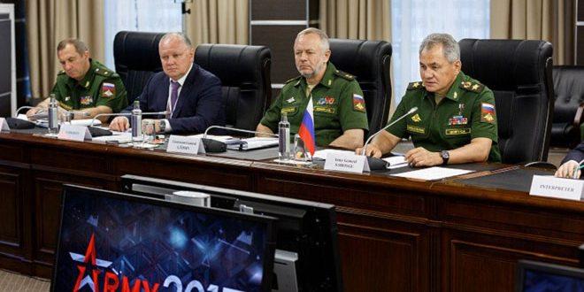 Photo of روسيا تدعو الغرب على المعرضة المعتدلة عن الارهابيين