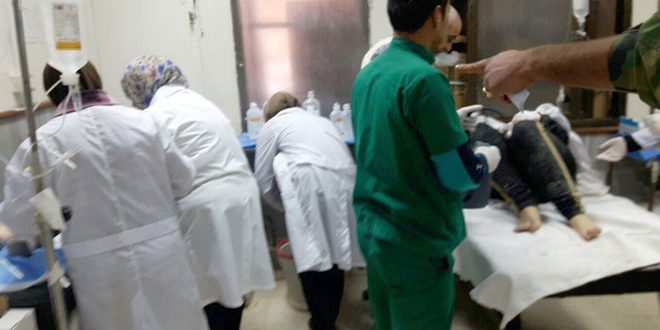 Photo of Girl child martyred, a person injured in terrorist attacks on Daraa and Sweida