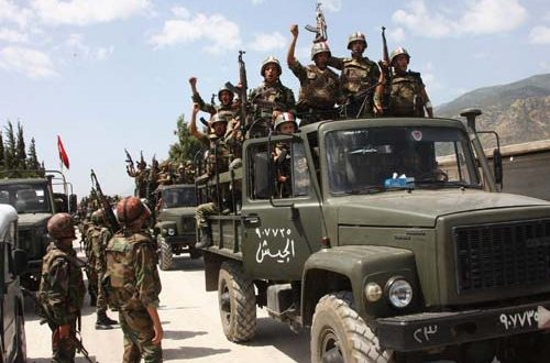 Photo of الجيش والحلفاء يبدؤون باقتحام عقيربات