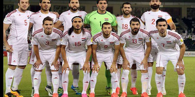 Photo of المنتخب السوري يشكر الإمارات