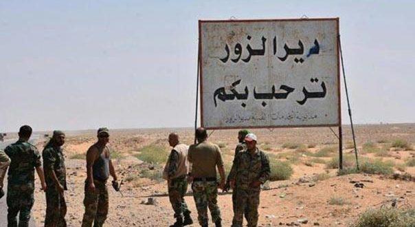 Photo of Syrian Army repels ferocious ISIS attack on Deir Ezzor-Palmyra highway