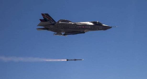"Photo of خبير يكشف عن اسقاط مقاتلات ""إف-35"" في سوريا"