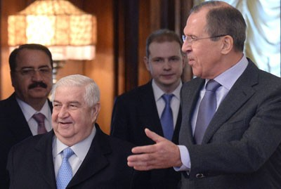Photo of Lavrov and al-Moallem to meet on sidelines of UN General Assembly session