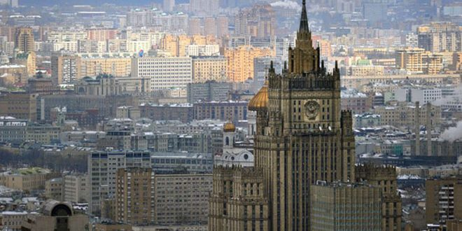 Photo of Russian Foreign Ministry: Terrorist organizations continue to prepare for committing provocations in Idleb