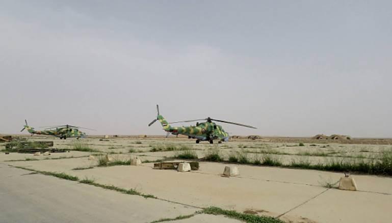 Photo of مطار دير الزور العسكري يعود للعمل