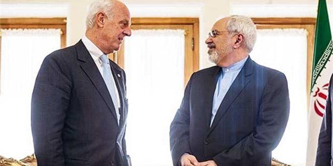 Photo of الأزمة السورية على الطاولة الايرانية الأممية