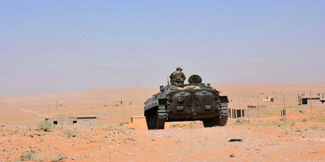 Photo of الجيش يسيطر على المريعية ويستمر بتأمين مطار الدير