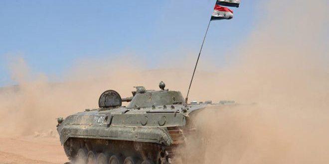 Photo of تدمير أليات لداعش واشتباكات عنيفة يخوضها الجيش بدير الزور