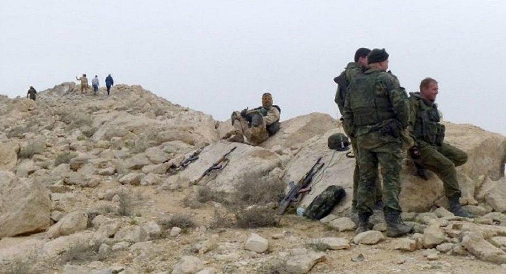 Photo of كيف زودت أمريكا الإرهابيين بمعلومات عن مواقع العسكريين الروس في إدلب؟