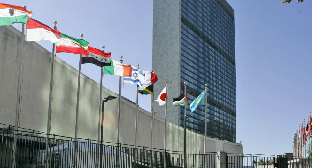 ترامب يدعو الأمم المتحدة لتحقيق السلام!