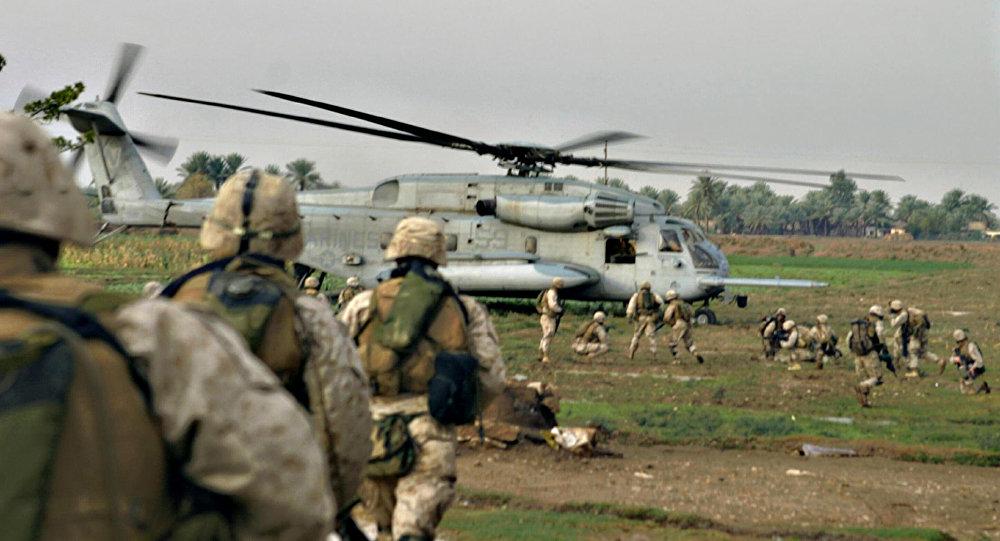 """Photo of سر إجلاء الأمريكيين لقادة """"داعش"""" في دير الزور"""