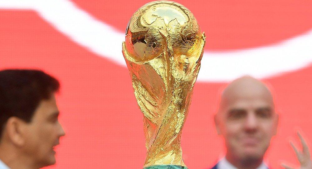 "Photo of ""فيفا"" يعلن مواعيد وأسعار تذاكر كأس العالم 2018"