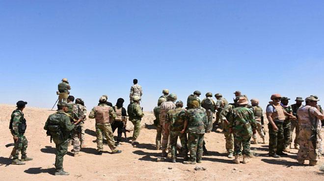 Photo of الجيش يعلن فتح طريق دمشق- ديرالزور