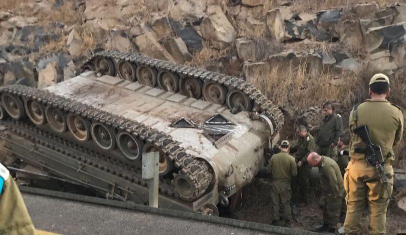 Photo of مقتل ضابط وجندي إسرائيلييْن وإصابة 4 جنود خلال تدريب في الجولان