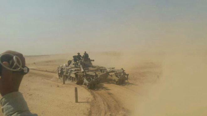 Photo of الجيش يسيطر على عدة تلال جنوب كباجب