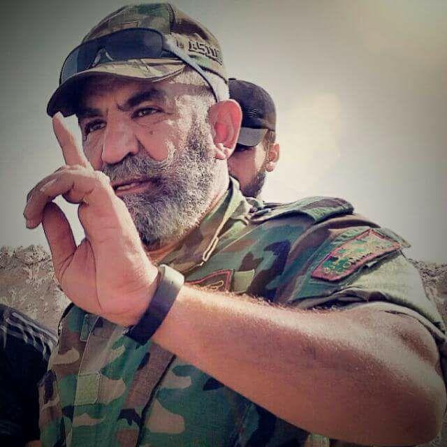 Photo of لقاء النصر ورسالة الانتصار من العميد عصام زهر الدين