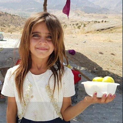 Photo of فتاة عراقية تسحر كل من يراها