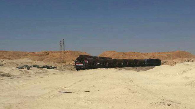 Photo of تأهيل الخط الحديدي من حمص إلى خنيفيس