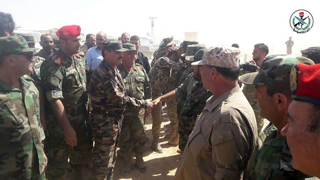 Photo of بتوجيه من الأسد… الفريج بدير الزور