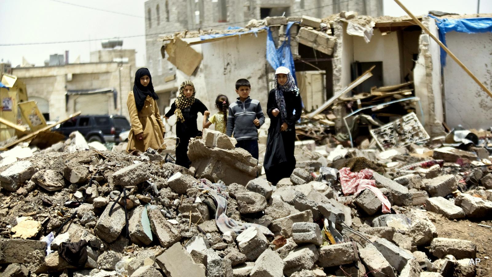 Photo of الأمم المتحدة تؤكد استشهاد 5144 يمنياً بالعدوان السعودي