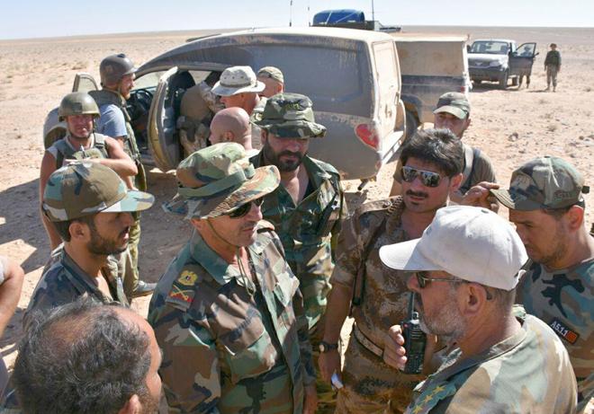 Photo of الجيش يحرر الشولا ويتابع عملياته بريف ديرالزور
