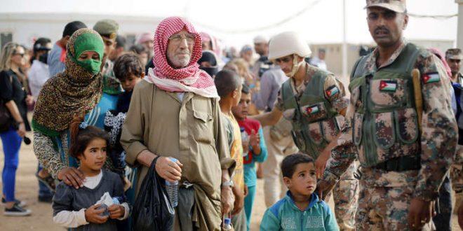 Photo of الأردن يبدأ بترحيل للاجئين السوريين