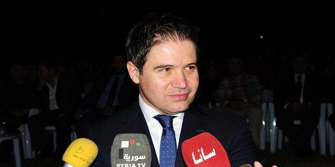 Photo of سوريا تنسحب من مؤتمر السياحة العالمي بعد صعود الوزير الاسرائيلي لإلقاء كلمته