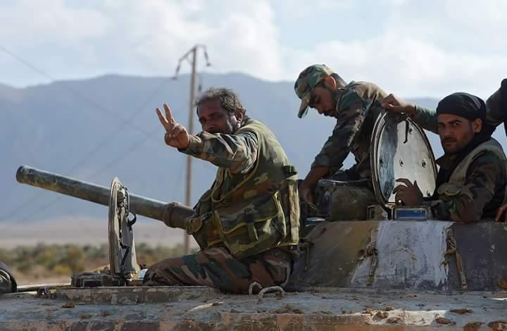 Photo of الجيش ينجح بفك الحصار عن دير الزور