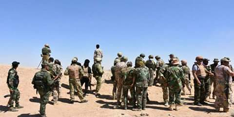 Photo of Syrian Army continues it advance in eastern countryside of Homs