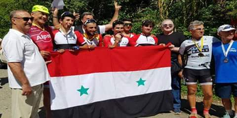 Photo of Syrian wins five medals in Sochi Championship in Russia