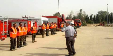 Photo of Eight vehicles arrive in Deir Ezzor city to support services sector