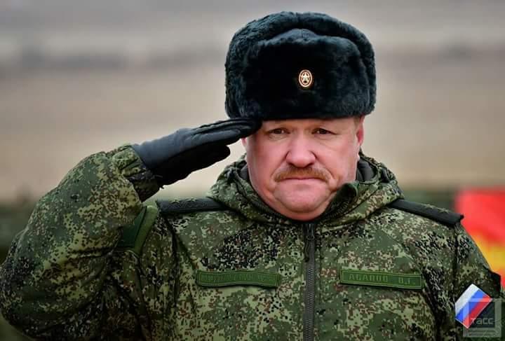 Photo of استشهاد ضابط روسي بدير الزور