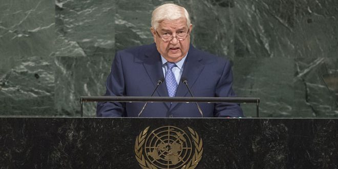 Photo of كلمة وزير الخارجية بمؤتمر الأمم المتحدة