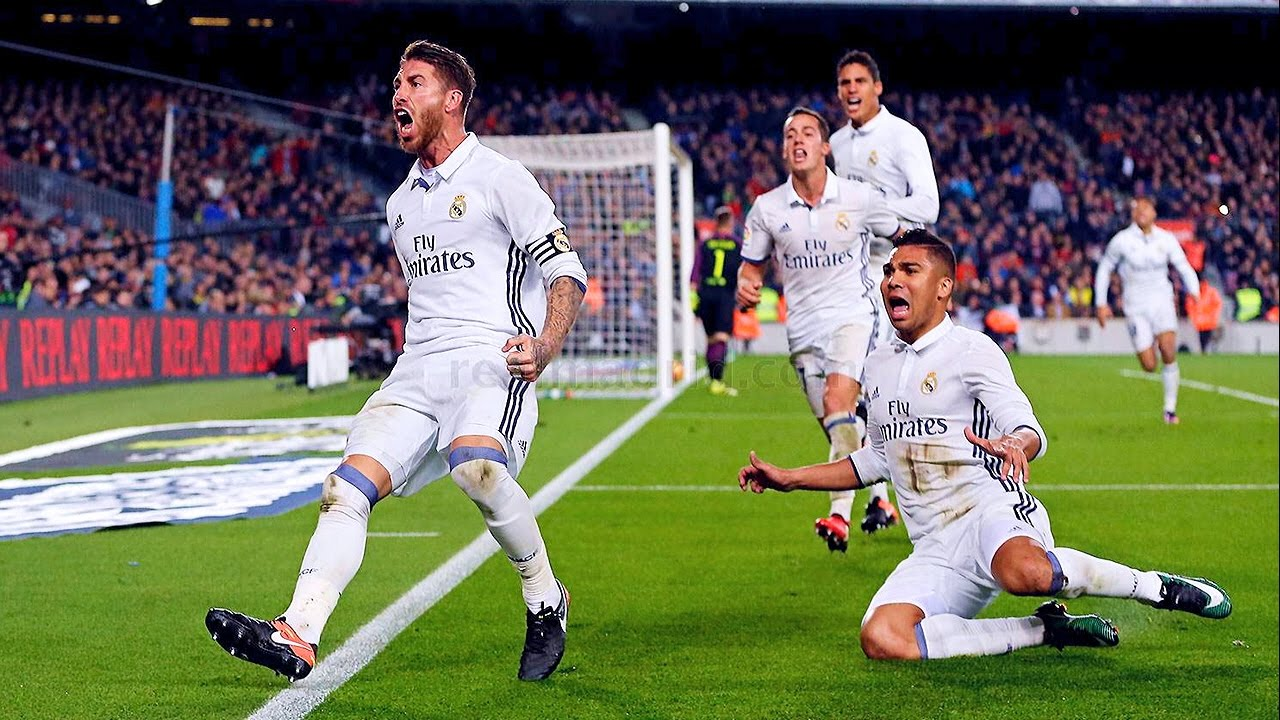 Photo of بالفيديو ريال مدريد يلعب بـ12 لاعبا في نفس الوقت