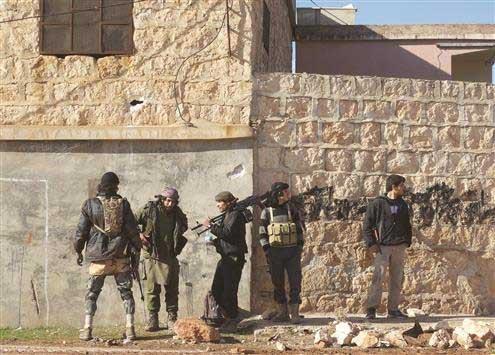 Photo of إرهابيوا الجنوب بدأوا بالانسحاب الى الأردن
