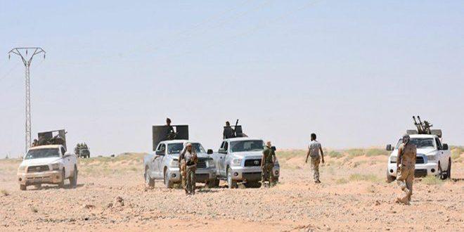 Photo of الجيش يتابع تأمين محيط مطار دير الزور