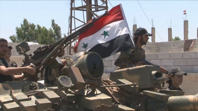 Photo of Syrian Army enters al-Karim al-Janoubi and Shaara'e in Daraa countryside, legal status of 450 persons settled
