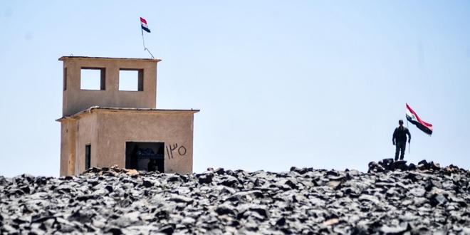Photo of السيطرة على نقاط جديدة على الحدود الأردنية