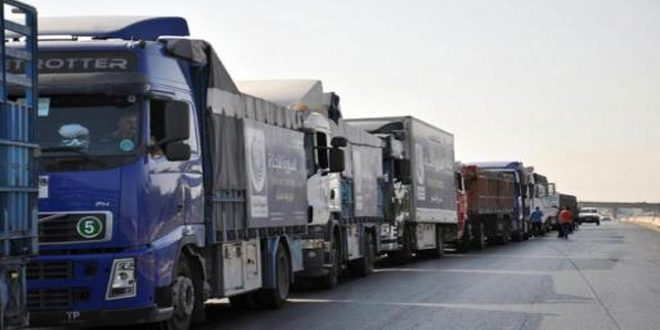 Photo of الحكومة بصدد إرسال مساعدات إنسانية أسبوعية لـ دير الزور